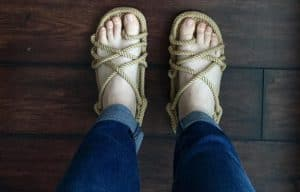 Corda Rope Sandals - The Wanderer 2