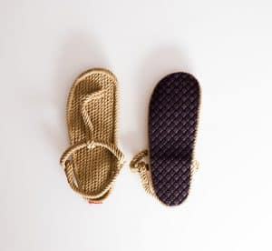 Corda Rope Sandals - The Guru 2