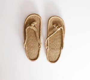 Corda Rope Sandals -The Lost Tourist