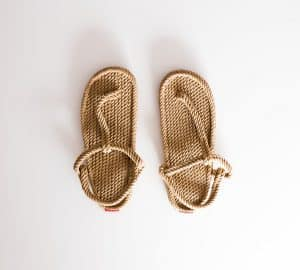 Corda Rope Sandals - The Guru
