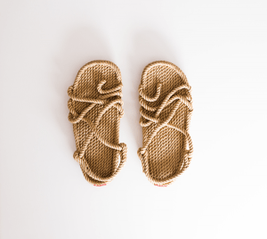 Corda Rope Sandals - The Wanderer